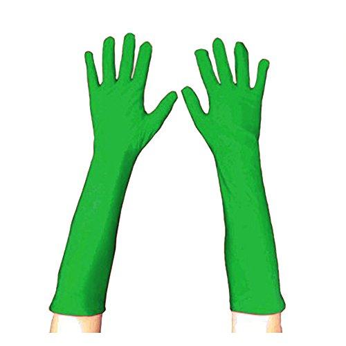 Superhero Gloves Costume Accessory - One Size -