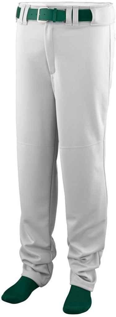 Augusta Sportswear Boys 'シリーズ野球パンツ B00HJTO7RM Large ホワイト ホワイト Large
