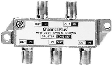 Linear 2534 Channel Plus 4-Way Splitter//Combiner