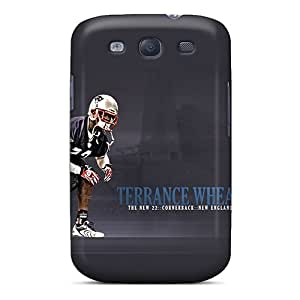 JamanyRossy Snap On Hard Cases Covers New England Patriots Protector For Galaxy S3