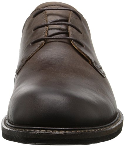 ECCO Findlay Shoe, Scarpa da Uomo Marrone(braun (Coffee/Marine))