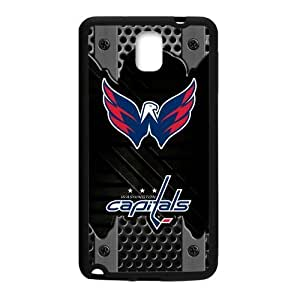Custom Unique Design NHL Washington Capitals Samsung Galaxy Note 3 Silicone Case