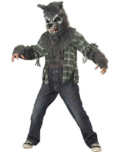 [California Costumes Toys Howling at The Moon, Medium] (Wolf Halloween Costume)