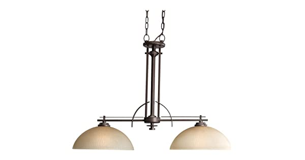 Amazon.com: Progress iluminación p4229 Riverside two-light ...