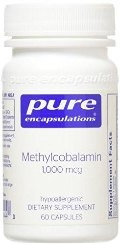 Pure Encapsulations Methylcobalamin Advanced Capsules