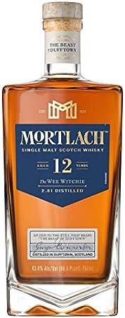 Mortlach 12 Whisky Escocés Single Malt - 700 ml