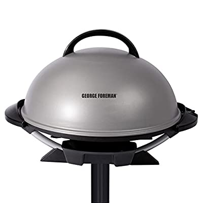 George Foreman GFO240S Indoor/Outdoor Electric Grill
