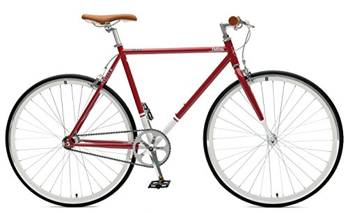 Critical Cycles Harper Single-Speed Fixed Gear Urban Commuter (Fixed Gear)
