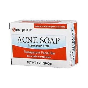 Acne Facial Soap