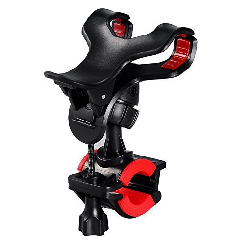Strauss Cycle Mobile Phone Holder With Mount Bracket