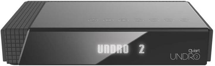 Qviart QVI01012 Sintonizador de TV, Negro: Amazon.es: Electrónica