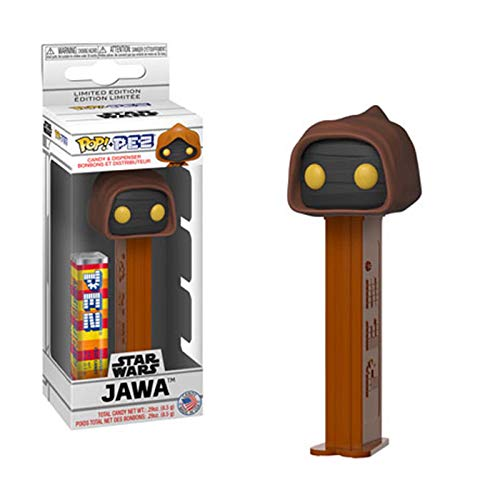Star Wars Funko POP PEZ Jawa