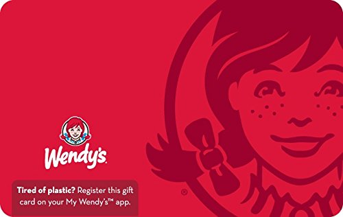 Wendy's Restaurant Gift Card