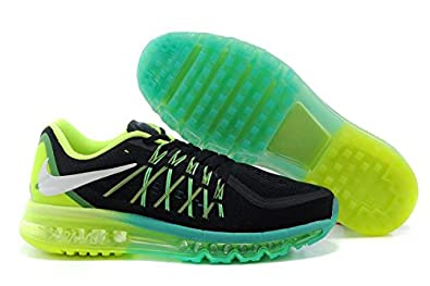 Shoes 2015 Airmax Imported Green Black At Sports Buy Low Online 6qwxOwXd