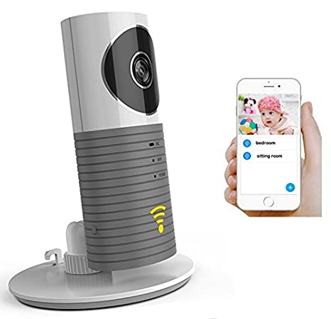Amazon.com: camonity Wireless WiFi Cámara IP 720P el cuidado ...