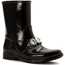 MICHAEL Michael Kors Womens Leslie Rainbootie Boots