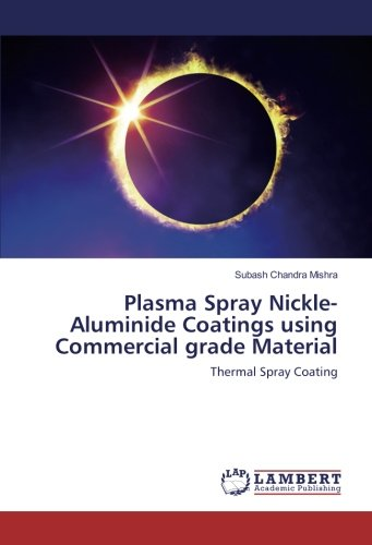 Plasma Spray Nickle-Aluminide Coatings using Commercial grade Material: Thermal Spray Coating