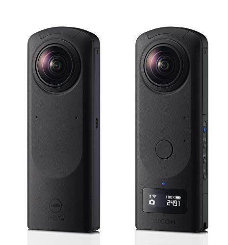 Theta Z1 360 degree Spherical Camera with dual 1' Sensors    USA Model