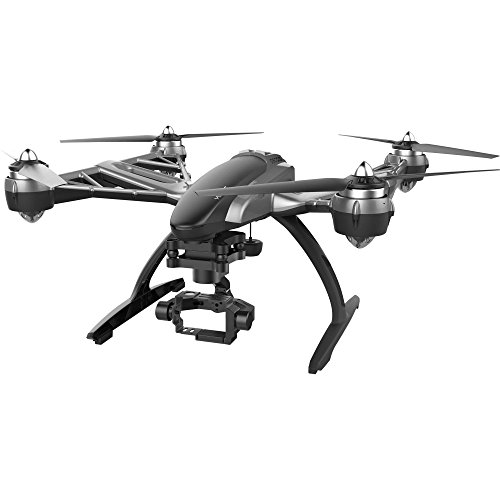 Yuneec Typhoon G Quadcopter RTF with GoPro Gimbal & Steady Grip