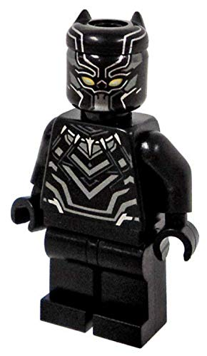 NEW LEGO BLACK PANTHER MINIFIG 76047 marvel figure minifigure super hero villain -