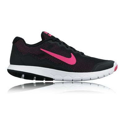 Nike Men's Flex Experience RN (Black/Pink Foil/White) Run...