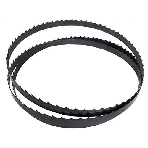 Clark CBS355 Soft-Metal Wood Bandsaw Blade 1//2 x 14 TPI 1785mm for Record Power BS250 Premium 10