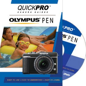 Read Online Olympus Pen Series Tutorial DVD, including E-PL1 (E PL1) by QuickPro pdf