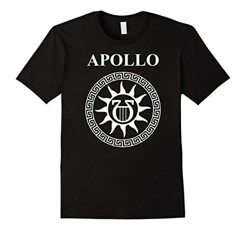 Apollo Ancient Greek God T-shirt
