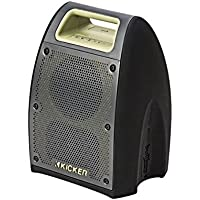 Kicker Bullfrog Jump Bluetooth Music System in Green