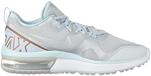 sale 2015 NIKE Women's Shoes Air Max Fury Sneakers Pure Platinum Metallic Red Bronze Glacier Blue AA5740 005 free shipping official clearance under $60 cheap under $60 3rZg16iC