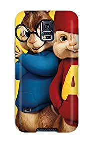 Awesome OvUxOnT8742HkCGV Peter L Whitlow Defender Tpu Hard Case Cover For Galaxy S5- Alvin And The Chipmunks