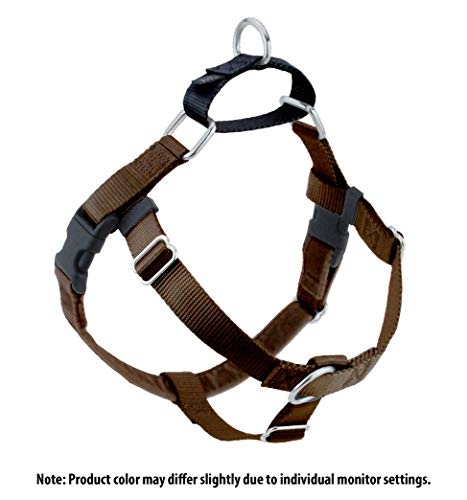 dom No-Pull Dog Harness, Adjustable Comfortable Control for Dog Walking, Made in USA (Leash Sold Separately) (XLarge 1