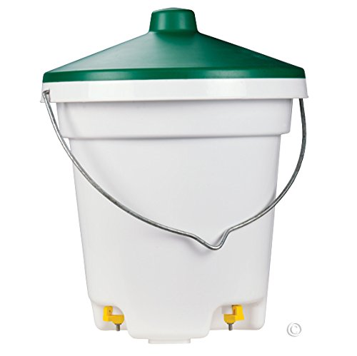 Premier Bucket Nipple Poultry Waterer - 3 Gallon by Premier 1 Supplies