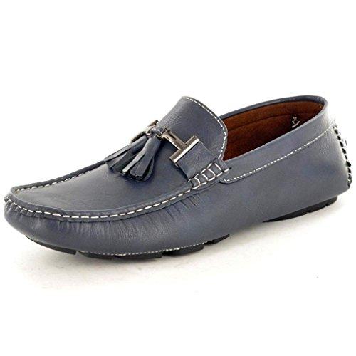 My Perfect Pair - Náuticos para hombre Azul - azul marino