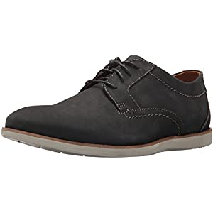 CLARKS Men's Raharto Plain Oxford 23