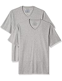 Men's 2-Pack Regular-fit V-Neck T-Shirt