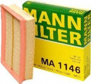 Mann-Filter MA 1146 Air Filter by Mann Filter