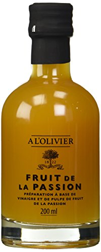 A L'Olivier Fruit Vinegar - Passion Fruit (200 ml)
