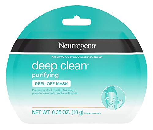 Neutrogena Deep Clean Purify Peel-Off Mask (12 Pieces)