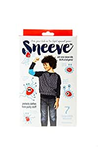 The Sneeve Antimicrobial Arm Protection For Kids With Coughs And Colds