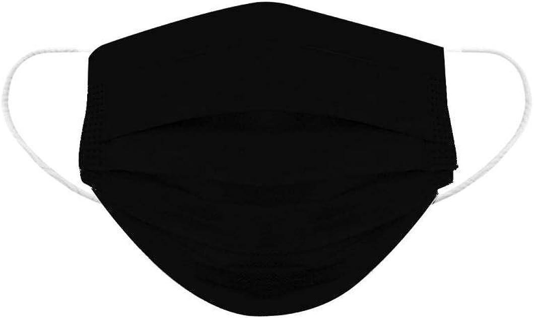 25//50//100 Pezzi Moda Protettiva Unisex Adulti Modello Bocca Carina USA e Getta 3 Strati Anello Elastico per lorecchio per Guance Larghe