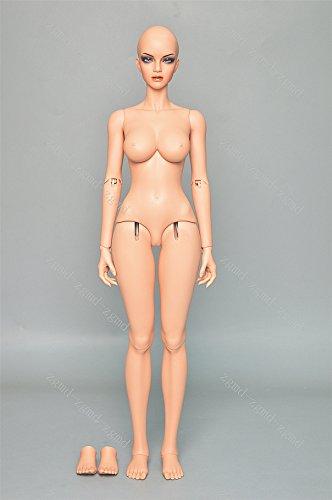 Zgmd 1/3 BJD doll SD doll custom aliyah including doll body and head