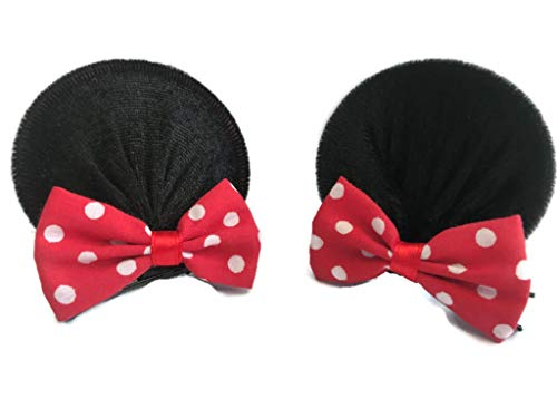 Disney Mickey Mouse Ears Baby Elastic Headband Costume Accessory :M3 (MC -