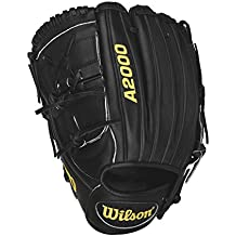 Wilson A2000 Clayton Kershaw Game Model Pitcher Baseball Glove, 11.75 Inch