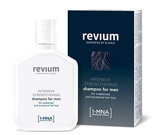 Revium Intensive Anti-Hair Loss Shampoo für Männer, mit 1-MNA Molecule und H-Vit Complex, 200 ml