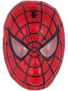 DISBACANAL Máscara de Spiderman Infantil