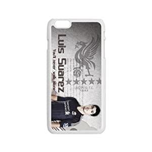Luis Suarez Cell Phone Case for Iphone 6