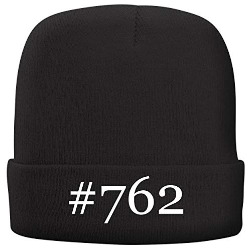 (BH Cool Designs #762 - Adult Comfortable Fleece Lined Beanie, Black)
