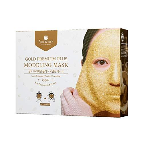 SHANGPREE Gold Premium PLUS Modeling Mask - Set of 5 Masks