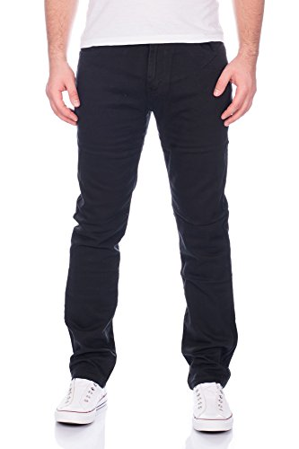 Herren Jeans Hose Straight Fit ID307